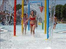 Matoula Beach Hotel: Waterpark near the hotel